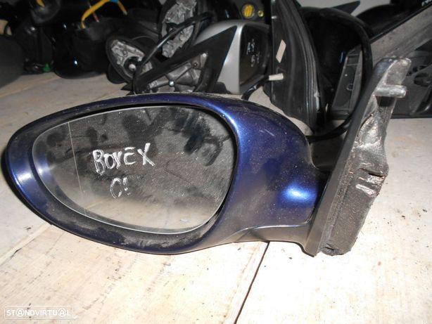 Espelho retrovisor  esquerdo porsche boxster