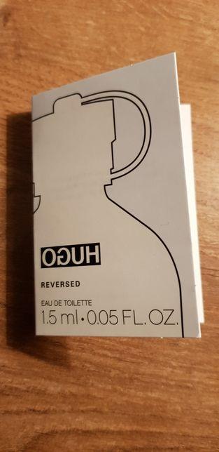 Próbka męskich perfum HUGO reversed edt 1.5ml nowa