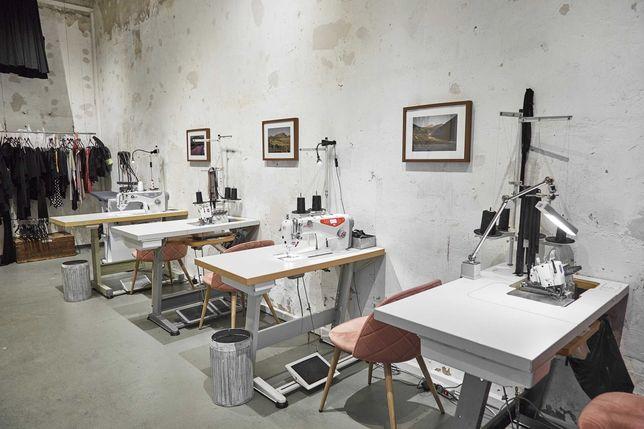 Услуги мелкосерийного производства одежды
