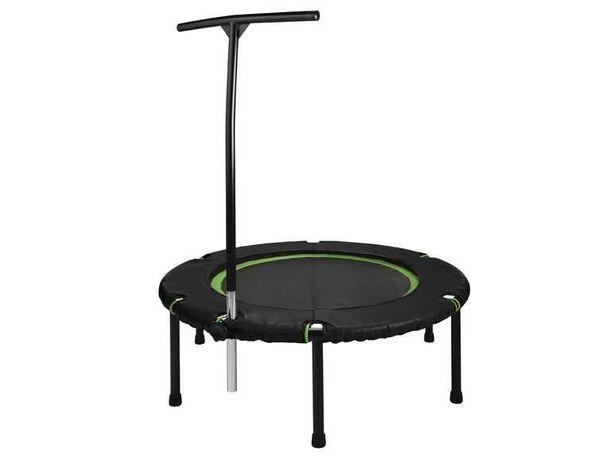 Nowa – trampolina CRIVIT do fitnessu 112cm – z uchwytem