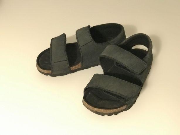 Sandałki dziecięce Zara rozmiar 26 skóra bydlęca