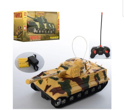 танк на радиоуправлении 520CD