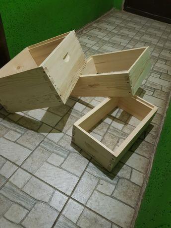 Безфальцевые корпуса для ульев. вуликів с толщиной стенки 25 мм