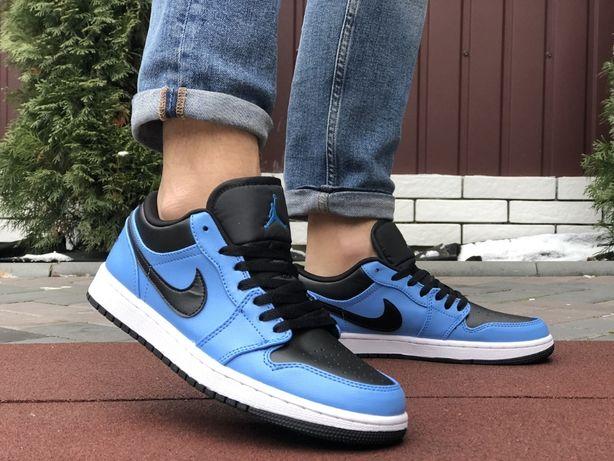 10164 Nike Air Jordan 1 Low кроссовки найк аир джордан найки джорданы