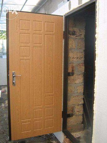 МДФ-накладки на входные двери!