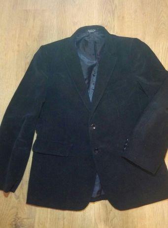 Піджак вельветовий на 12-13 років