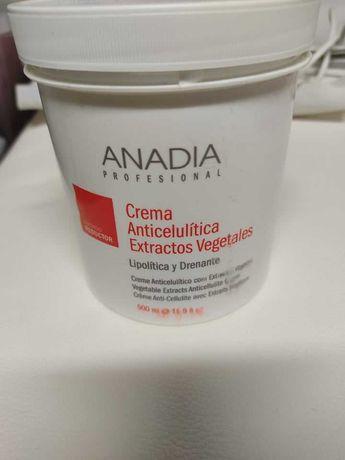 Creme Anadia Anticelulitico