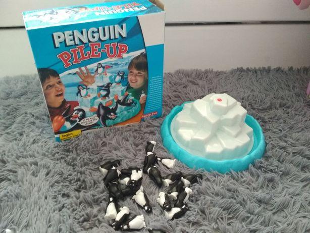 Gra wesołe pingwiny