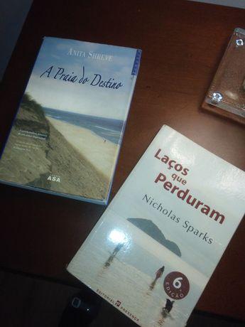 Vendo 2 livros