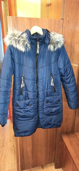 Куртка пуховик теплий Миргород - изображение 1