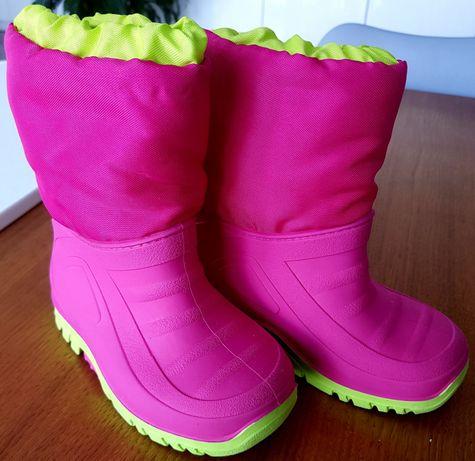 Ocieplane buty, śniegowce , kalosze , wodoodporne r24, jak Sorel