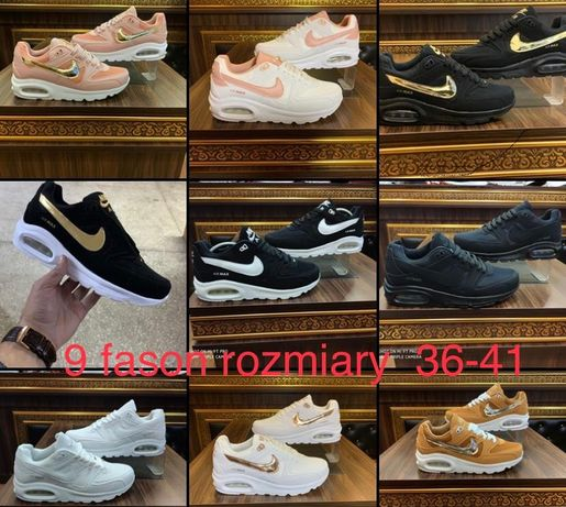 Nowosc , damskie nike air max command 36,37,38,39,40