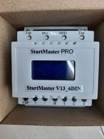 Автозапуск генератора,  контроллер  генератор программа