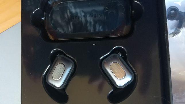 Słuchawki bezprzewodowe Bluetooth douszne Kruger&Matz M7 nowe