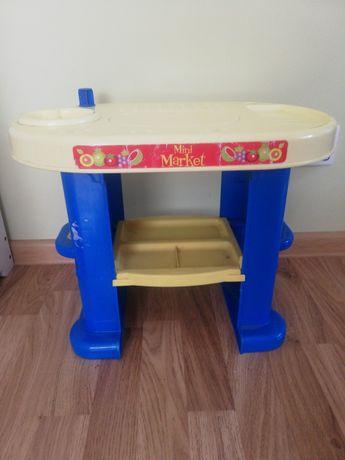 Stoliczek plastikowy dla dzieci