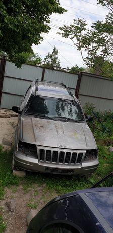 Разборка Запчасти Jeep Grand Cherokee 3.1 td