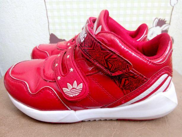 Крутые!Кроссовки  Adidas.ЦЕЛЫЕ.р.29,стелька18-18,5см.