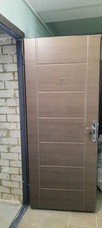 Дверь входная (металическая)