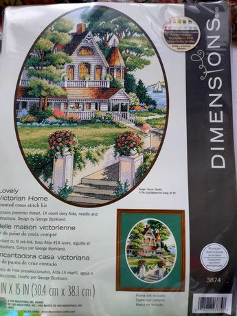 """Dimensions """" Lovely Victorian Home """""""