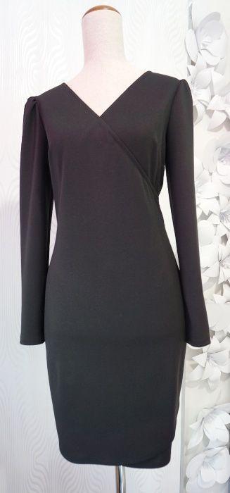 Sukienka krótka czarna produkt POLSKI r. 38 M Kielce - image 1