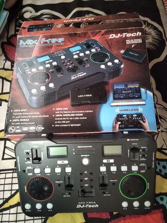 Mesa de Mistura Wireless,DJ-Tech