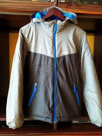 Демісезонна весняна куртка WEDZE DECATHLON на хлопчика, 153-165 см