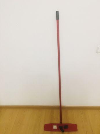 Швабра з педалькою і тримач (ручка) для швабри