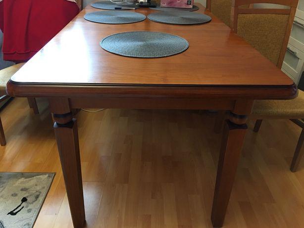 Stół jadalniany + 5 krzeseł
