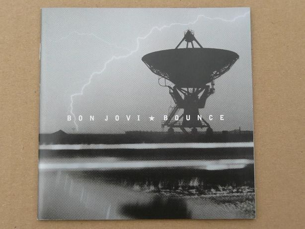 cd Bon Jovi - Bounce 2002 Made in Germany Stan idealny !