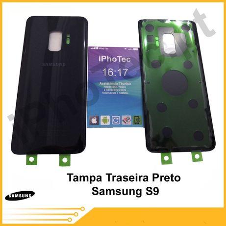 Tampa Vidro Traseira Samsung S9 / S9 PLus