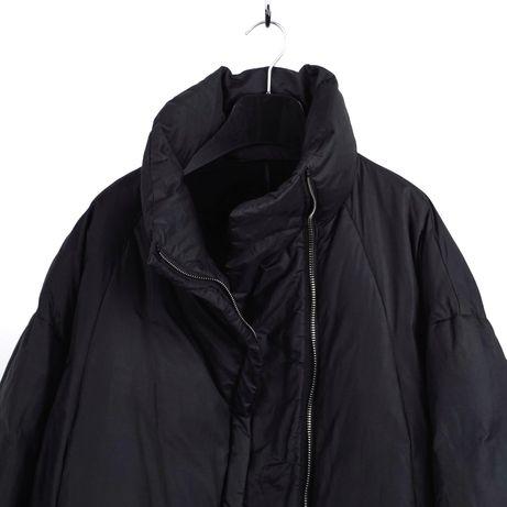 Авангардное пуховое пальто MASNADA Italy (42/S-XL) Оригинал