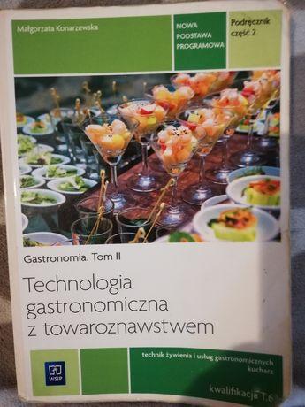 Technologia gastronomiczna z towaroznastwem
