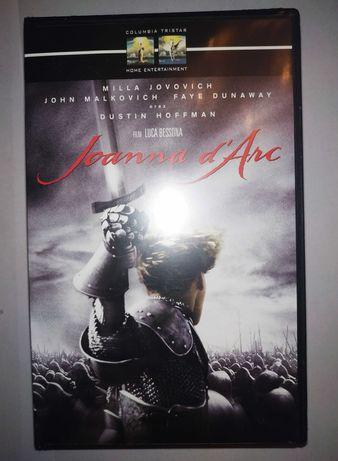 Joanna D'arc film kaseta vhs wideo