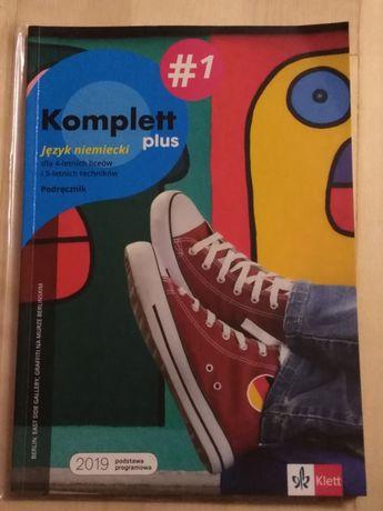 Sprzedam podręcznik do niemieckiego do 1 klasy po 8 klasie.