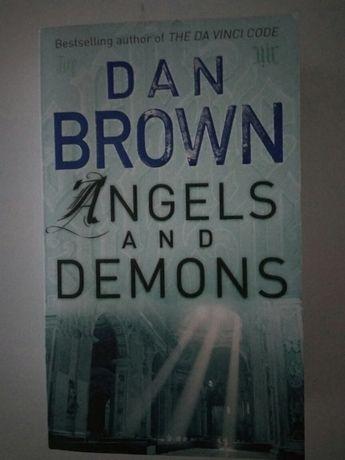 Angels and Demons Dan Brown w oryginale angielski Anioły i Demony