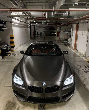 Piękne BMW M6 jedyne takie w PL