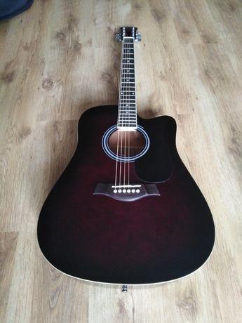 Sprzedam gitarę akustyczną T.Burton GREENGO W-C-WRS