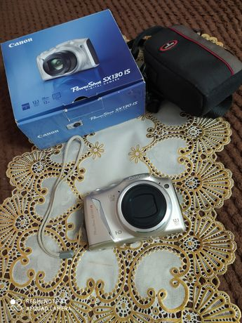 Фотоаппарат Canon power shot SX 130 IS
