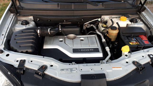 Silnik Captiva 2.4 Z24SED tłok z korbowodem i inne