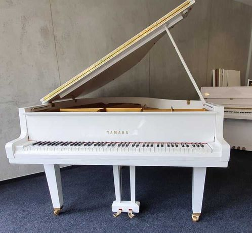 Fortepian Biały  Yamaha G1