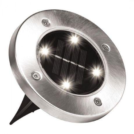 Уличный светильник на солнечной батарее Solar Disk опт и розница