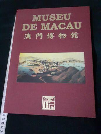 """Livro """" Museu De Macau"""""""
