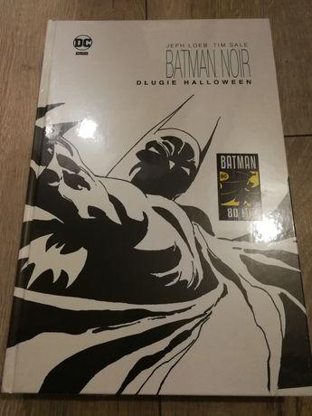 NOWY Batman 80 lat Długie Halloween Egmont