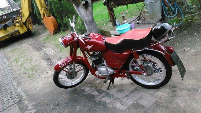 Sprzedam motocykl WSK B1
