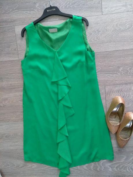 Zielona sukienka 38
