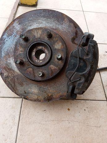 Ступица тормозной диск кулак суппорт mazda 3 2003-2007 мех.
