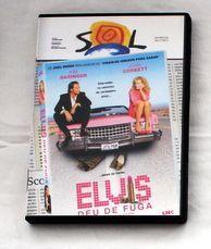 DVD Elvis Deu de Fuga