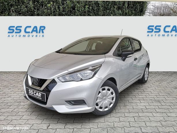 Nissan Micra 1.0 G Visia