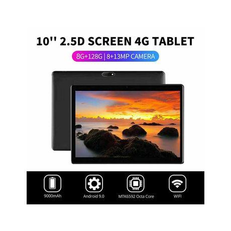 "Планшет TabletPC Android 10.1""/10 ядер/8Gb/128Gb/9000mah/2.5D"