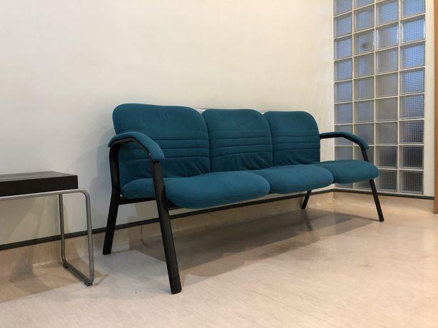 Bancos de sala de espera